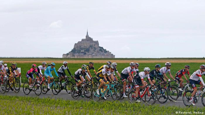 Tour de France 2016 | 1. Etappe Mont-Saint-Michel