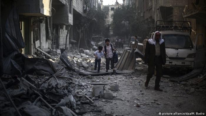 Suriye'deki savaşta ölü sayısı 340 bini geçti