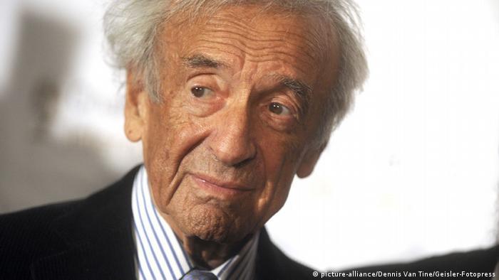 Elie Wiesel Holocaust Überlebender