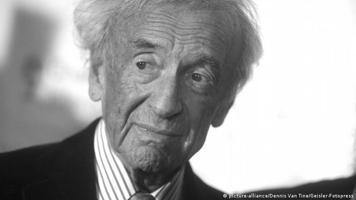 Morre o Nobel da Paz Elie Wiesel