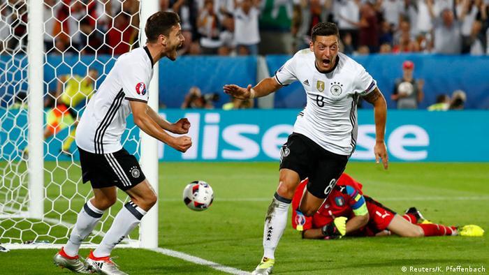UEFA EURO 2016 Deutschland vs. Italien tor