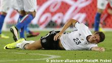 UEFA EURO 2016 Deutschland vs. Italien Mario Gomez