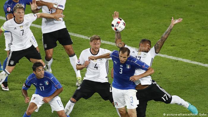 UEFA EURO 2016 Deutschland vs. Italien