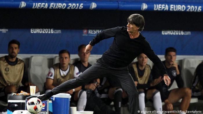 UEFA Euro 2016 Deutschland vs Italien Jogi Löw