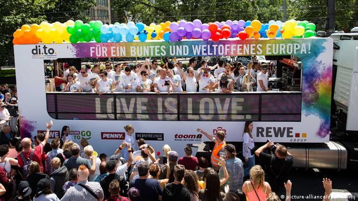 Köln Christopher Street Day 2016