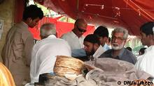 Pakistan Fastenbrechen Eid al-Fitr
