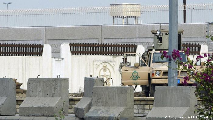 Bomb attack near US consulate in Jeddah, Saudi Arabia