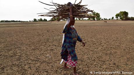 Afrika Dürre