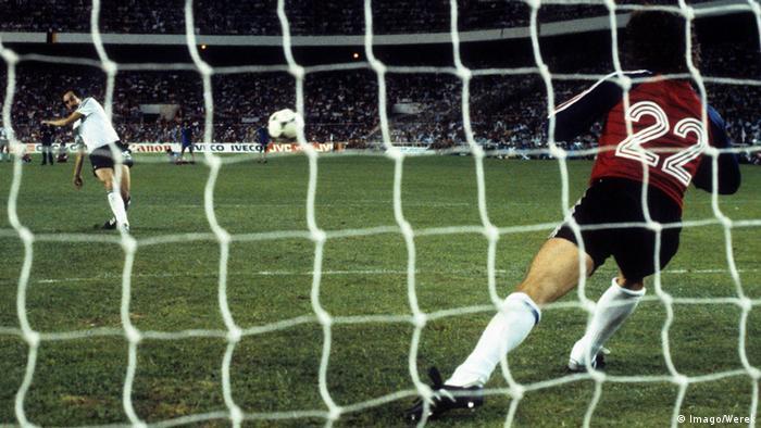 Spanien Fußball WM 1982 Deutschland - Frankreich