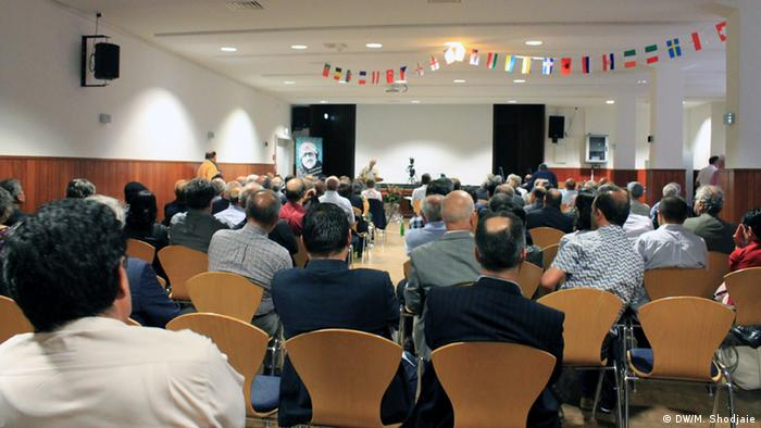 Köln Seminar Hamid Ashraf Tooran Hemati