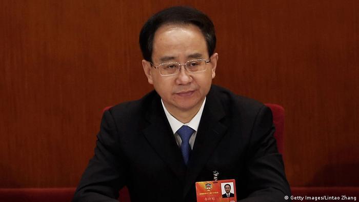 China Ling Jihua (Getty Images/Lintao Zhang)
