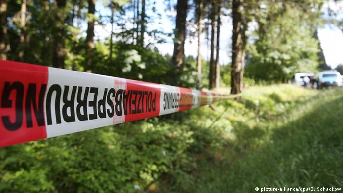 Germany: Arrest over the murder of 9-year-old Peggy