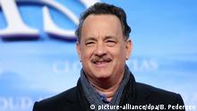 Deutschland USA Tom Hanks in Berlin (picture-alliance/dpa/B. Pedersen)
