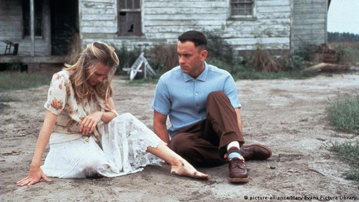 Filmstill Forrest Gump mit Tom Hanks (picture-alliance/Mary Evans Picture Library)