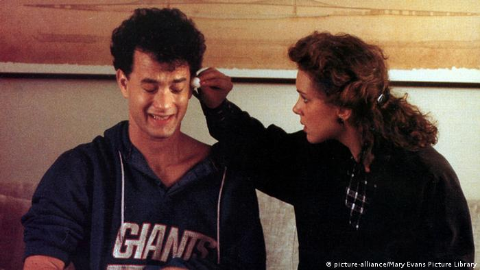 Filmstill BIG mit Tom Hanks (Foto: picture-alliance/Mary Evans Picture Library)