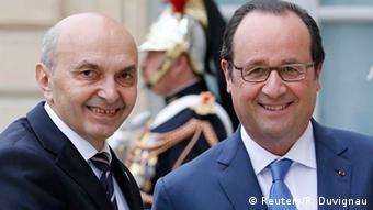 Mustafa dhe Hollande