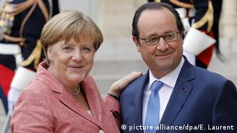 Paris Westbalkan Konferenz Merkel und Hollande