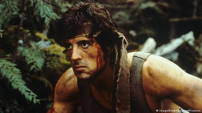 Filmstill aus 'Rambo' mit Sylvester Stallone (Foto: Imago/EntertainmentPictures)