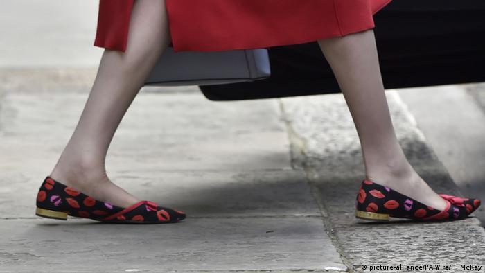 Неординарні черевички