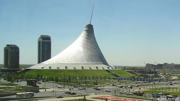 Астана (архівне фото)
