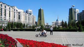 Астана, фото из архива