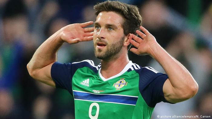 UEFA EURO 2016 Nordirland vs. Deutschland Will Grigg (picture alliance/empics/N. Carson)