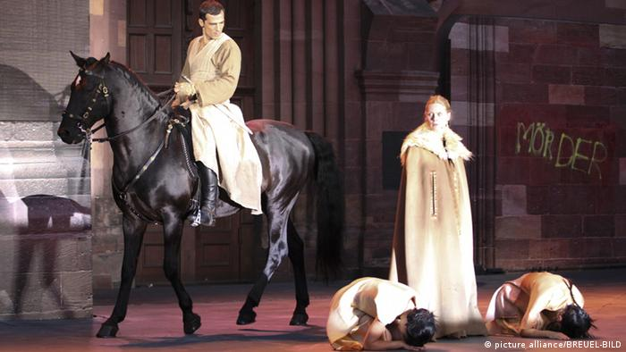 Nibelungen-Festspiele in Worms