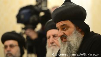 Süryani Ortodoks Kilisesi Patriği Mor İğnatiusII. Efrem