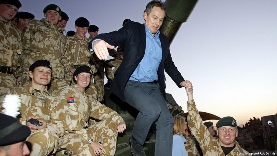 Irak: Aus britischer Sicht ein voreiliger Krieg