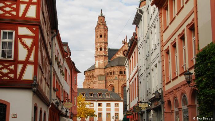 Leichhofstraße in Mainz