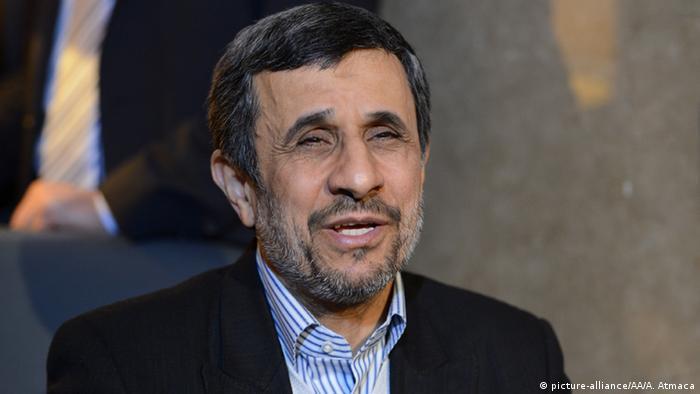Türkei Bursa Mahmud Ahmadinedschad
