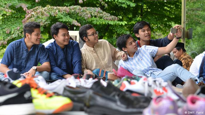 Bonn Eid Mubarak Fest indonesische Gesellschaft in NRW