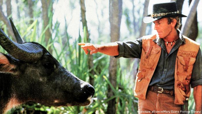 USA Film Crocodile Dundee (Foto: picture alliance/Mary Evans Picture Library)
