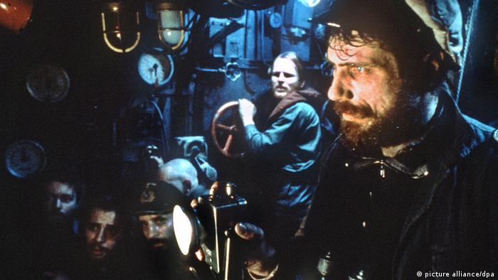 Scene from the film Das Boot (picture alliance/dpa)