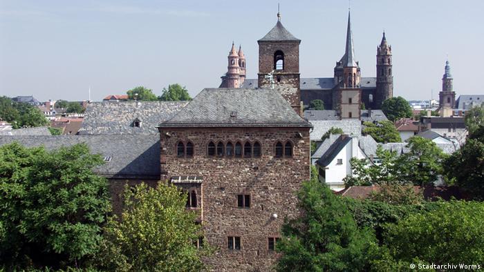 Rheinhessen Wormser Dom