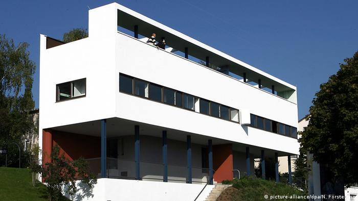 Stuttgart Le Corbusier-Haus (picture-alliance/dpa/N. Försterling)