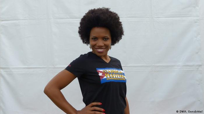 Lura s'était déjà produite à l'Africa Festival en 2009