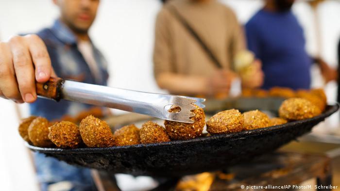 Deutschland Fest des Fastenbrechens Zuckerfest