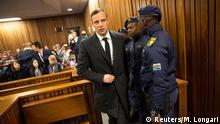 Südarfika Pretoria Oscar Pistorius erscheint vor Gericht