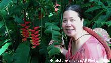 China Phan Phan-Gillis Geschäftsfrau verhaftet wegen Spionage