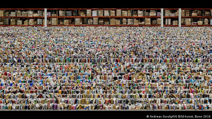 How German Photo Artist Andreas Gursky Messes With Your