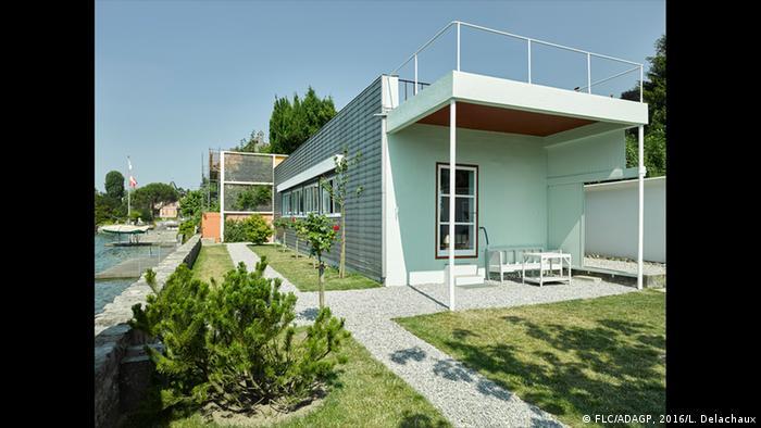 Le Corbusier Architekt Und Visionar Alle Multimedialen