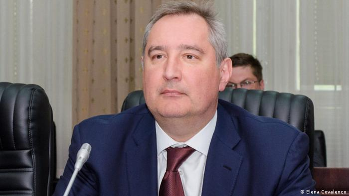 Dmitri Rogozin la Chişinău