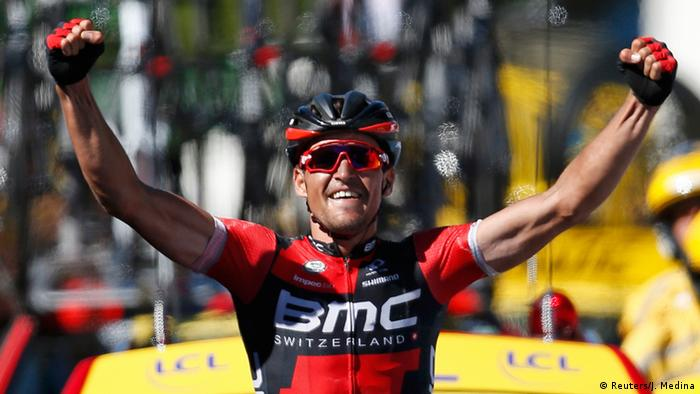 Tour de France 2016 | 5. Etappe - Sieger Greg Van Avermaet