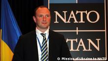 Jegor Boschok Ukraine - NATO Mission