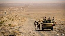 Zur Meldung: Vier iranische Grenzschützer wurden im Südosten von Iran getötet Lizenz: Frei Qulle: ISNA © ISNA