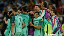 Frankreich UEFA EURO 2016 Fußball EM Portugal - Wales