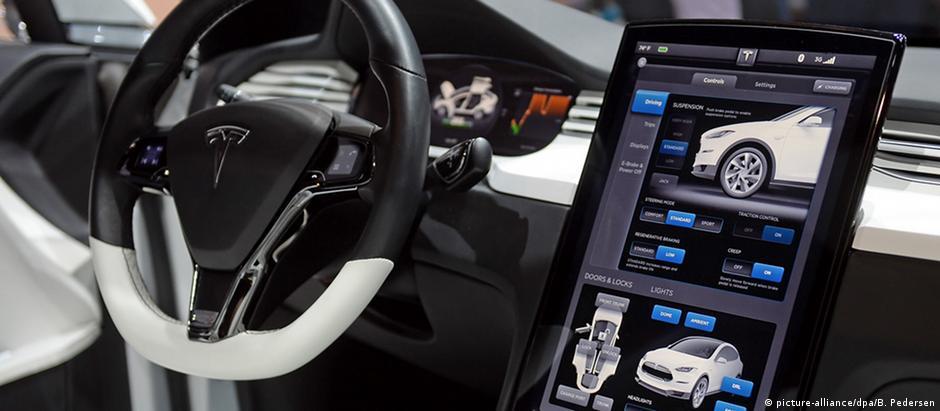 Model X da Tesla