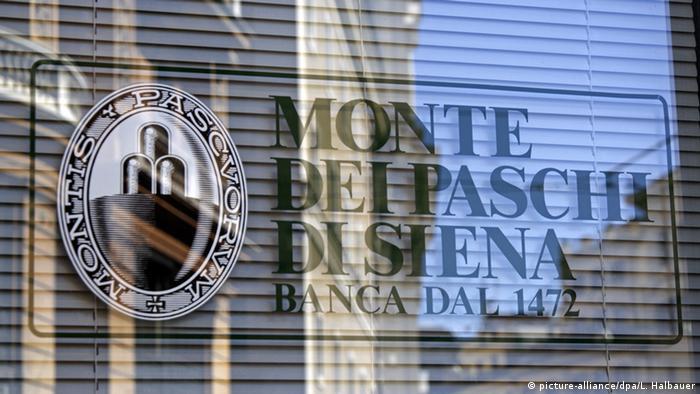 Italy's Banca Monte dei Paschi di Siena