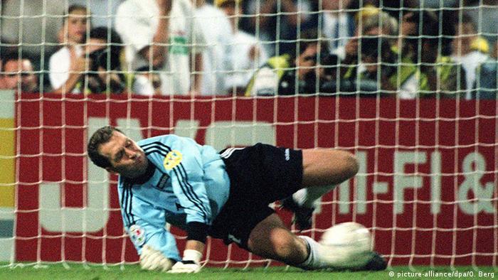 Fußball EM 1996 Deutschland England Köpke (picture-alliance/dpa/O. Berg)